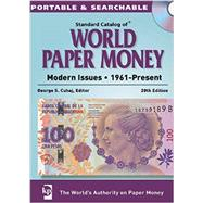Standard Catalog of World Paper Money: Modern Issues -1961-Present by Cuhaj, George S., 9781440242168