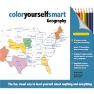 Color Yourself Smart: Geography by Cowling, Dan; Franklin, Mark, 9781607102168
