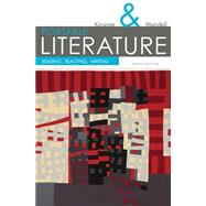 PORTABLE Literature Reading, Reacting, Writing by Kirszner, Laurie G.; Mandell, Stephen R., 9781305092174