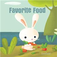 Favorite Food by Frippiat, Stéphanie, 9781605372174