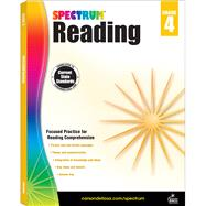 Spectrum Reading, Grade 4 by Spectrum, 9781483812175