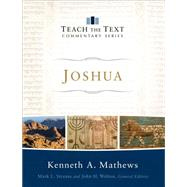 Joshua by Mathews, Kenneth A.; Strauss, Mark; Walton, John, 9780801092176