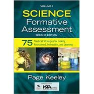 Science Formative Assessment by Keeley, Page, 9781483352176