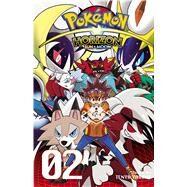 Pokémon Horizon 2 by Yabuno, Tenya, 9781974702176