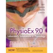 PhysioEx 9. 0 : Laboratory Simulations in Physiology by ZAO & STABLER, 9780321692177