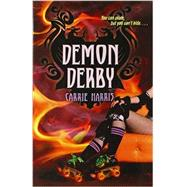 Demon Derby by HARRIS, CARRIE, 9780385742177
