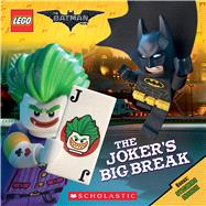 The Joker's Big Break (The LEGO Batman Movie: 8x8) by Petranek, Michael, 9781338112177