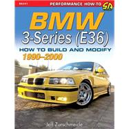Bmw 3-series (E36) 1992-1999 by Zurschmeide, Jeffery; Nakato, Eddie, 9781613252178