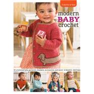 Modern Baby Crochet by Zientara, Sharon, 9781632502179