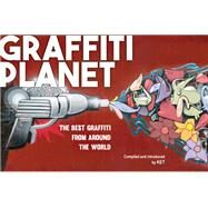 Graffiti Planet by Ket, 9781910552179