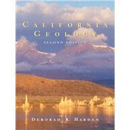 California Geology by Harden, Deborah, 9780131002180