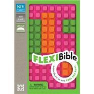 Holy Bible: New International Version, Pink, Flexbible