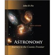 Astronomy: Journey to the Cosmic Frontier 9780073512181R