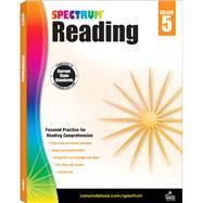 Spectrum Reading, Grade 5 by Spectrum, 9781483812182