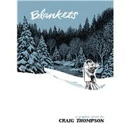Blankets by Thompson, Craig, 9781770462182