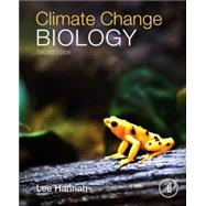 Climate Change Biology by Hannah, Lee, 9780124202184