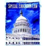 Special Education Law & Case Studies & WETSKA Package, 2/e by Murdick, 9780132112185
