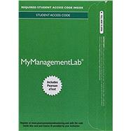 MyManagementLab with Pearson eText -- Access Card -- for Organizational Behavior by Robbins, Stephen P.; Judge, Timothy A., 9780134182186