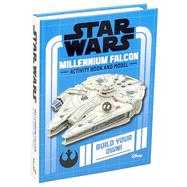 Star Wars Build Your Own: Millennium Falcon by Star Wars, 9780794442187