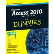 Microsoft Access 2010 All-in-One for Dummies® by Barrows, Alison; Young, Margaret Levine; Stockman, Joseph C., 9780470532188