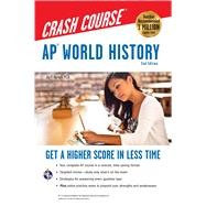 AP World History Crash Course by Harmon, Jay P., 9780738612188