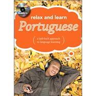 Relax and Learn Portuguese (Audio CD and Booklet) by The Publishing Cupboard, 9780071622189