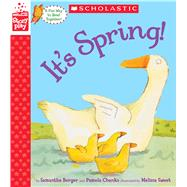 It's Spring! (A StoryPlay Book) by Berger, Samantha; Chanko, Pamela; Sweet, Melissa, 9781338232189