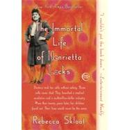 Immortal Life of Henrietta Lacks by Rebecca Skloot, 9781400052189