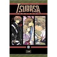 Tsubasa Omnibus 8 by Clamp, 9781632362193