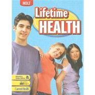 Lifetime Health by Friedman, David P., 9780030962196