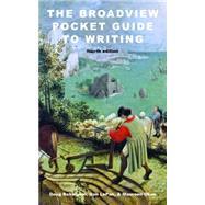 The Broadview Pocket Guide to Writing by Babington, Doug; Lepan, Don; Okun, Maureen; Buzzard, Laura, 9781554812196