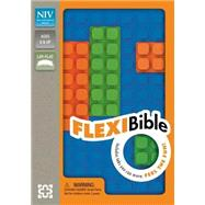 Holy Bible: New International Version, Blue Flexcover