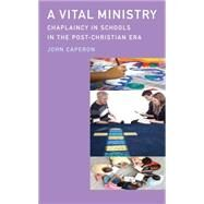 A Vital Ministry by Caperon, John, 9780334052197