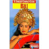 Insight Compact Guide Bali by MICHAEL JANE, 9781585732197