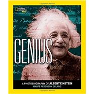 Genius: A Photobiography of Albert Einstein by Delano, Marfe Ferguson, 9781426322198