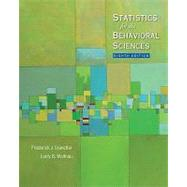 Statistics For The Behavioral Sciences by Gravetter, Frederick J; Wallnau, Larry B., 9780495602200