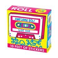 Awesome 80s! Sticker Roll by Oakley, Marcus, 9780735342200