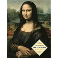 Sketchbook - Mona Lisa by Leonardo Da Vinci by Peony Press, 9780754832201