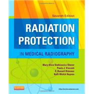 Radiation Protection in Medical Radiography by Sherer; Visconti; Ritenour, 9780323172202
