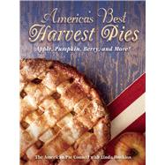 America's Best Harvest Pies by Hoskins, Linda; American Pie Council (CON), 9781510702202