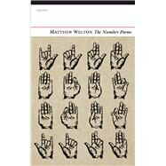 The Number Poems by Welton, Matthew, 9781784102203