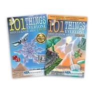 101 Things Everyone Should Know by Michels, Dia L.; Levy, Nathan; Zev, Marc; Segal, Kevin B., 9781938492204