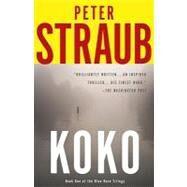 Koko by Straub, Peter, 9780307472205