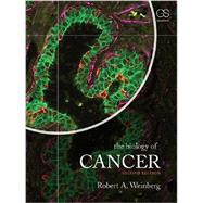 The Biology of Cancer by Weinberg; Robert A., 9780815342205