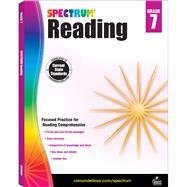 Spectrum Reading, Grade 7 by Spectrum, 9781483812205