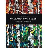 Organization Theory And Design, 3rd Edition by Daft/Armstrong, 9780176532208