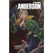 Judge Dredd: Anderson, Psi-division by Smith, Matt; Critchlow, Carl, 9781631402210