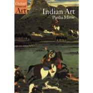 Indian Art by Mitter, Partha, 9780192842213
