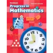 Progress In Mathematics: Grade 1 Workbook by McDonnell, Rose A.; Le Tourneau, Catherine D.; Burrows, Anne V.; Ford, Elinor R., 9780821582213