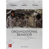 Organizational Behavior with 1-Semester Connect Access Card by Colquitt, Jason, 9781259902215